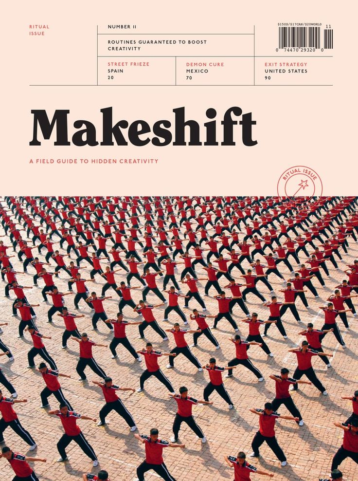 The Ritual Issue of Makeshift. Featuring sorceresses in Hong Kong, living statues in Spain, and do-it-yourself morticians in the United States.