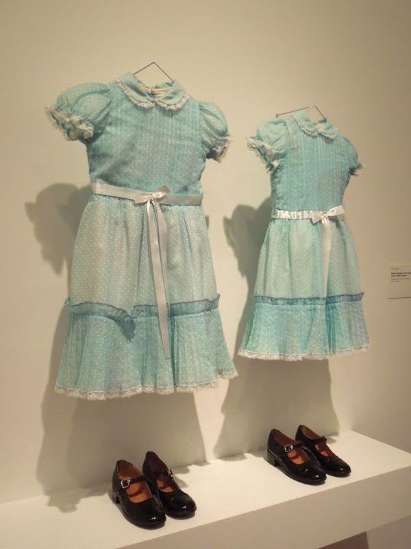 Original Grady Sisters costumes The Shining
