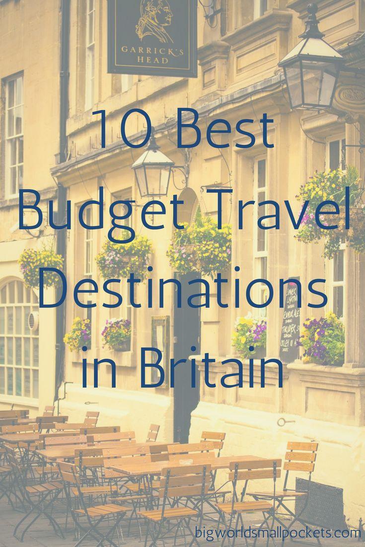 10 Best Budget Travel Destinations in Britain {Big World Small Pockets}