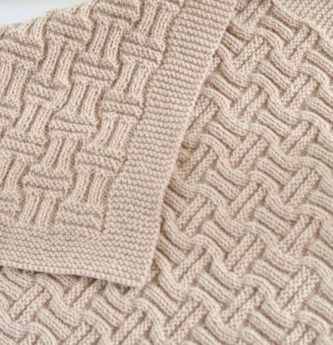 Knit And Purl Stitch Blanket : 1246 best images about yarn projects on Pinterest Discover best ideas about...