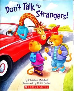 """Picture of """"Don't Talk to Strangers"""""""