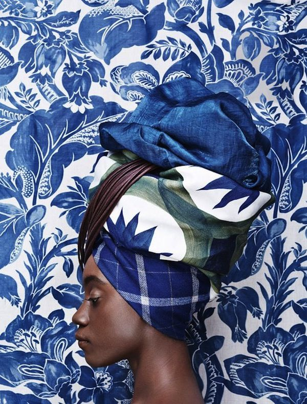 Pattern Perfection in AD Russia | AphroChic: Modern Soulful Style