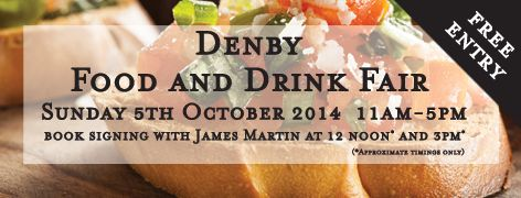 We will be here on the 5th Oct 2014 11-5pm, come and see us!