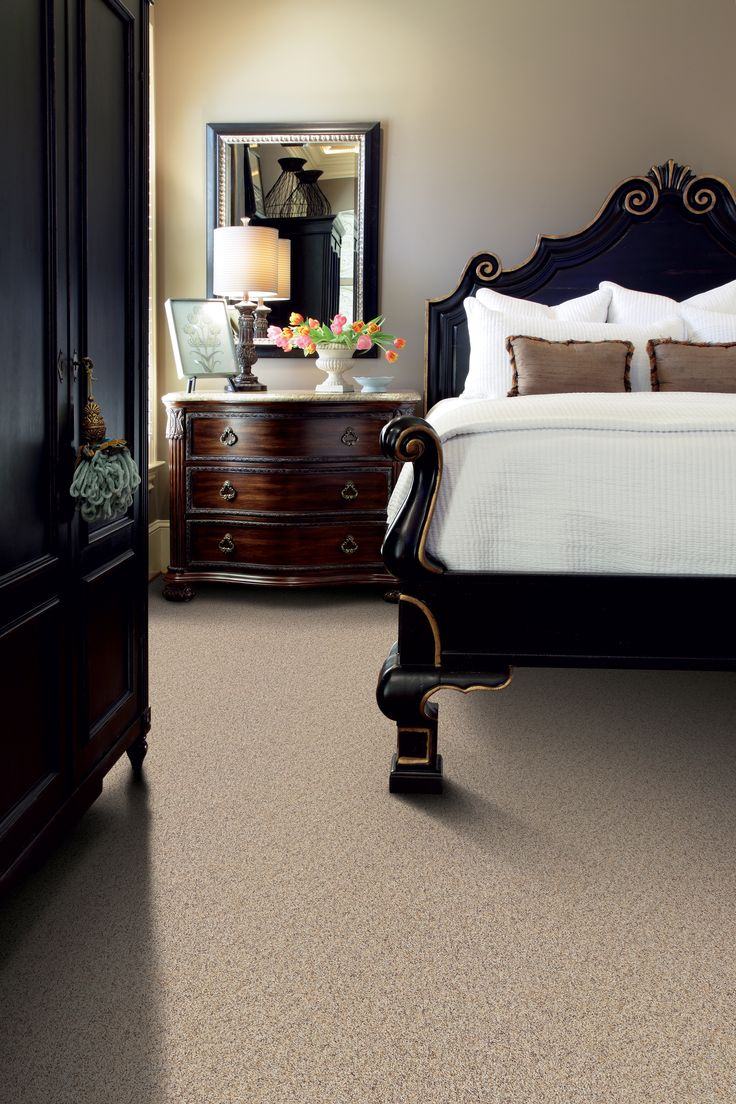 Our Conondale carpet pairs perfectly with dark furniture for a sleek and modern ambiance.
