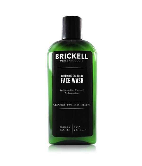 Brickell Purifying Charcoal Face Wash
