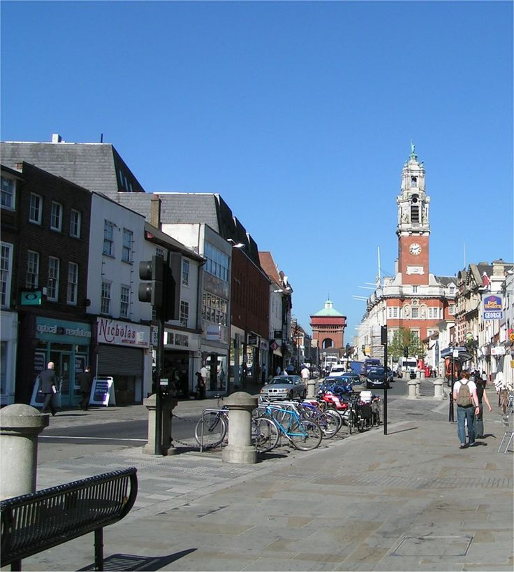Colchester, Essex, UK. I was stationed in the Army here. And have lots of fond memories of the place.