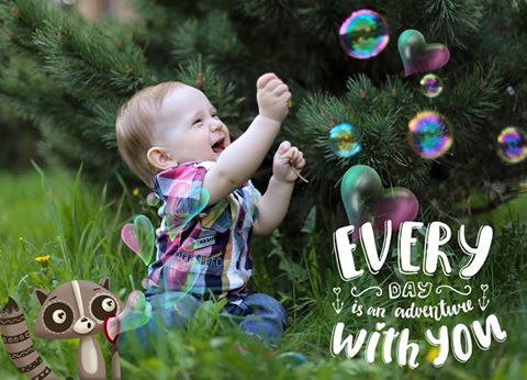 Soap bubbles - that's a unique recipe for a fun walk with the baby in any weather  Just collect all the wonderful smiles and beautiful photos are ready! photo @anna.svetlaya