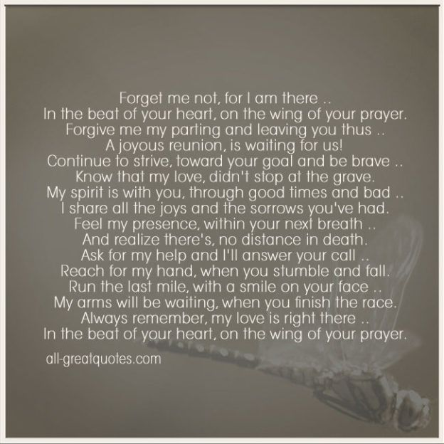 17 Best ideas about Alzheimers Poem on Pinterest | Poem of ...