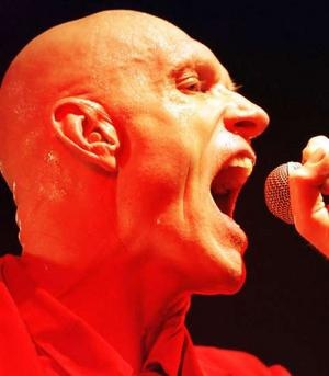 Peter Garrett- Midnight Oil