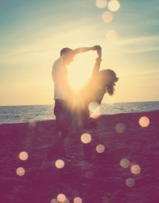 Dance all night under the stars in summer weather <3