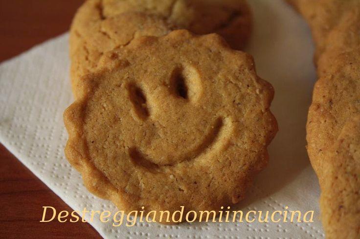 Destreggiandomi in cucina: Biscotti alla nocciola