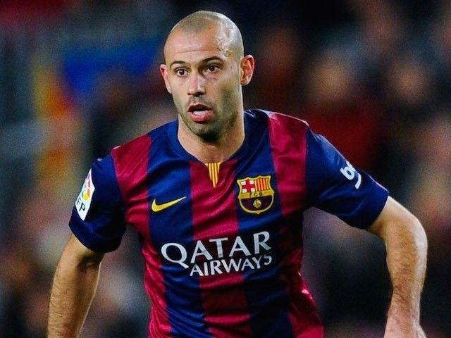 Javier Mascherano pens contract extension with Barcelona until June 2019 #Transfer_Talk #Barcelona #Football