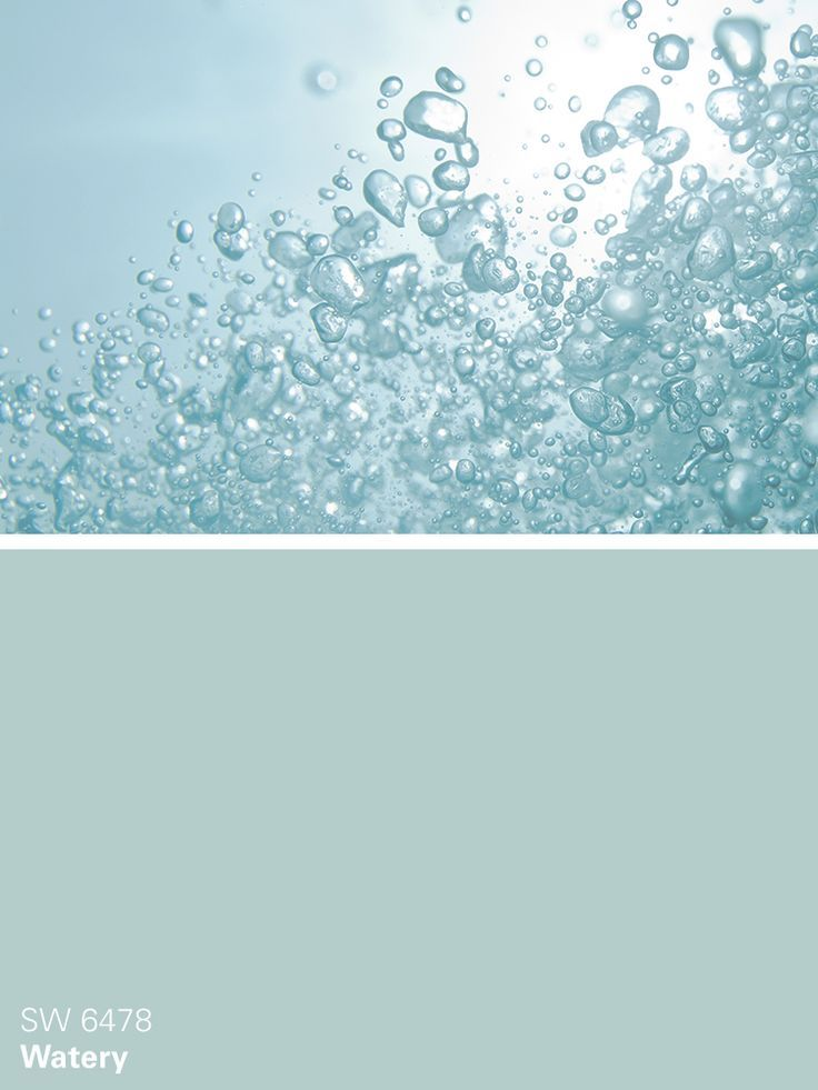watery paint color145 best Paint Color Forecast images on Pinterest  Color trends