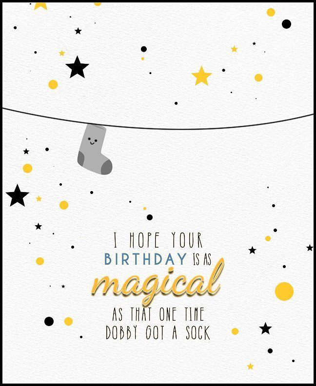 Printable Happy Birthday Card Download Birthday Card Download Floral Birthday Greeting Card In 2021 Harry Potter Birthday Cards Happy Birthday Cards Printable Harry Potter Birthday Quotes