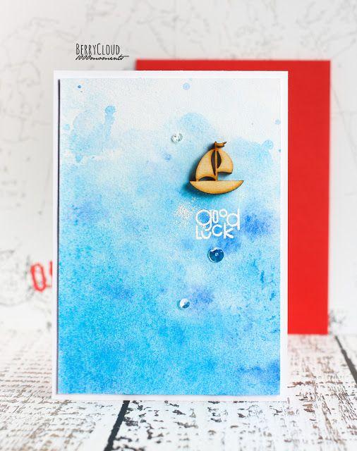 BerryCloud. Creo, ergo sum: Good luck / Card