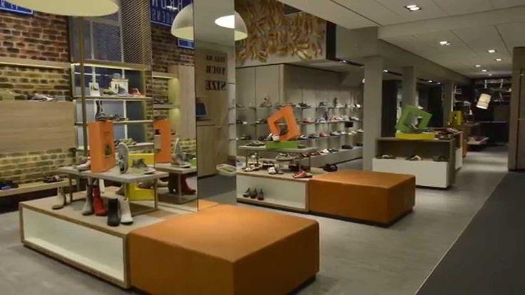 Succesvol Winkelontwerp Bronkhorst Schoenen door WSB Interieurbouw