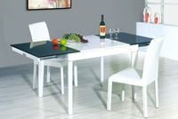 Looking for Modern Dining Room Set? We present the best collection of quality products like Modern Dining Room Set; Call us at 800-251-8060, our professional can  help you  to choose the best Modern Dining Room Set.  See More: http://www.nyfurniturewarehouse.com/servlet/-strse-175/Modern-Dining-Room-Set,/Detail  Search Tags: Modern Dining Room Set