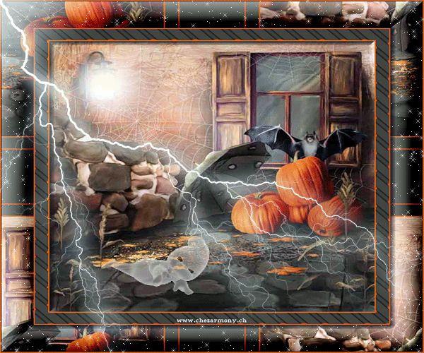 Halloween cadres