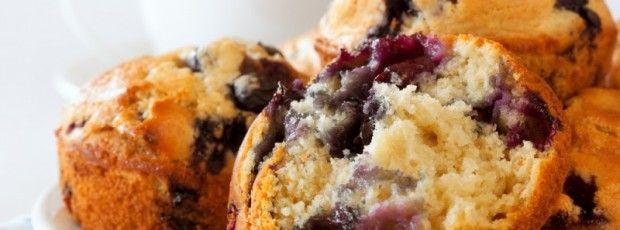 Muffiny s lesním ovocem | Foto: shutterstock.com