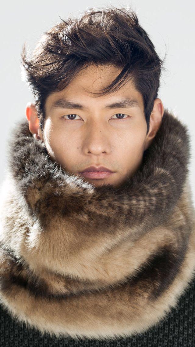 Zara fur scarf