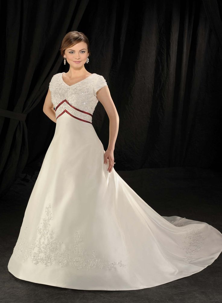 short retro wedding dresses uk%0A wedding dresses wedding dresses vintage wedding dresses mermaid with  sleeves elegant scoop short sleeves applique sequins working chapel train  satin wedding