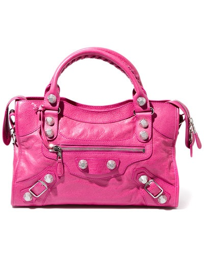 "Balenciaga ""Giant 21 Work"" Leather Bag"