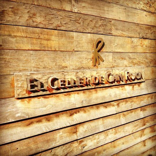 El Celler de Can Roca es un restaurante de Gerona (España). 3 estrellas Michelin.
