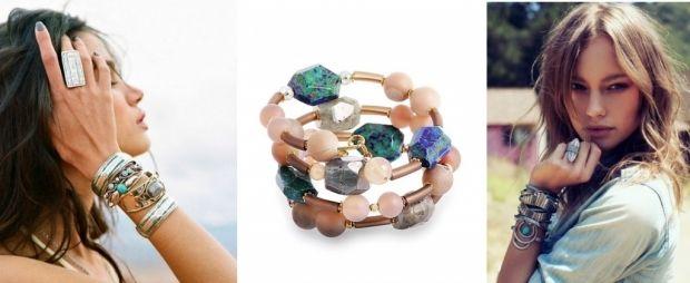 Модные кольца и браслеты сезона: как носить и как выбрать | Vogue Ukraine