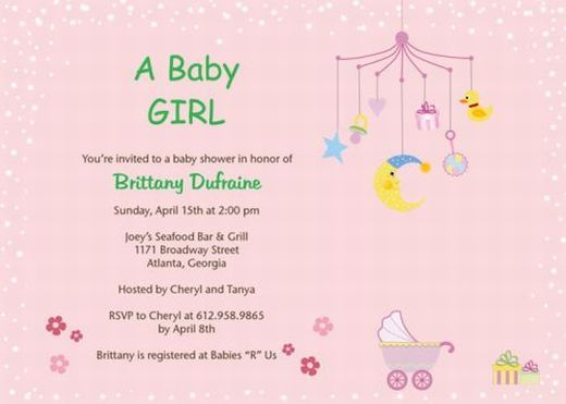 9 Best Handmade Baby Shower Invitations Images On