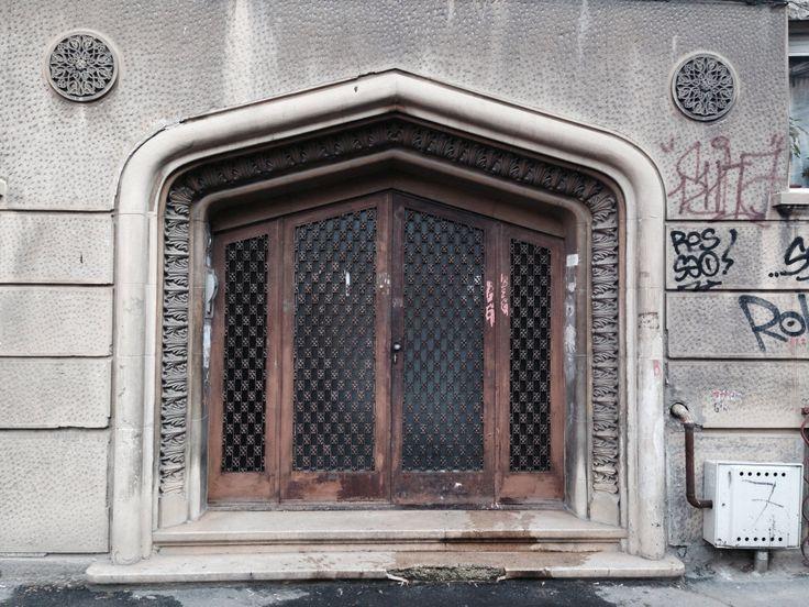 Bucharest door