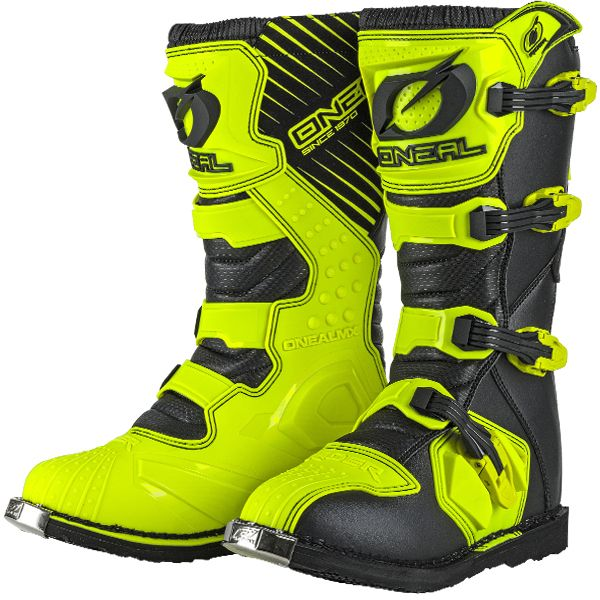 ONeal Motocross-Stiefel Rider Gelb