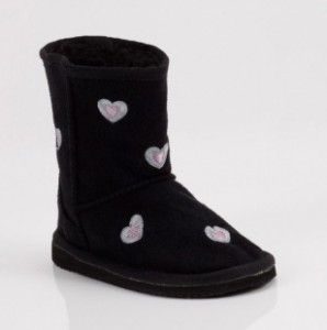 Toddler Winter Boots Only $10.00 a Pair!