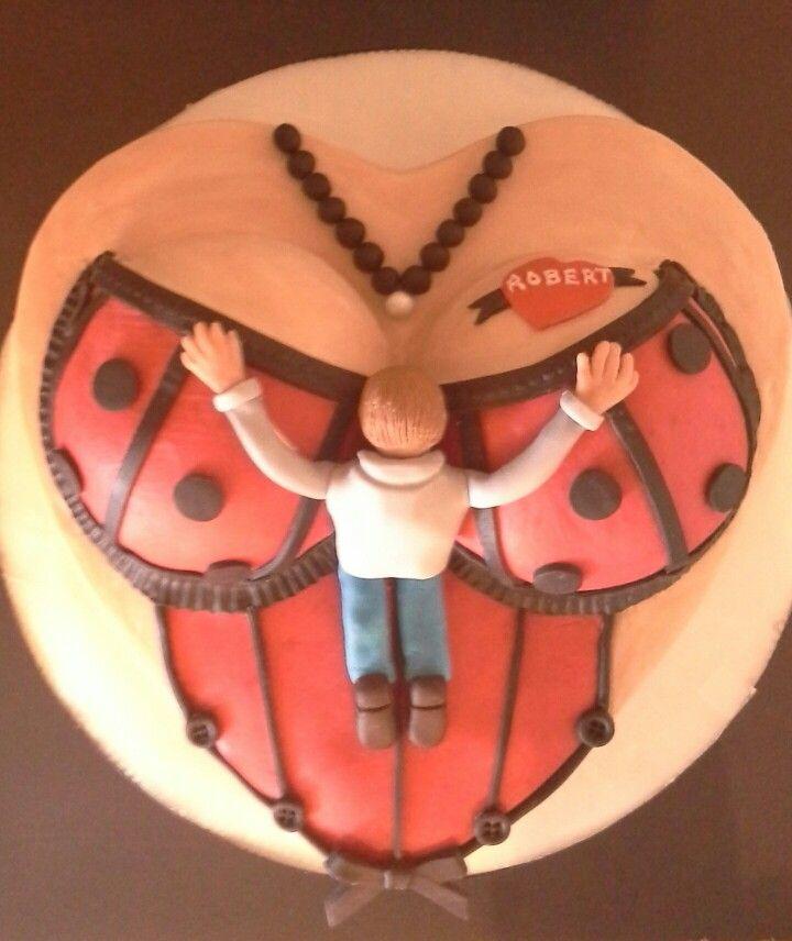 Robert's boob cake  :)