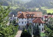 Hotel Skalny w Szczyrku otoczenie