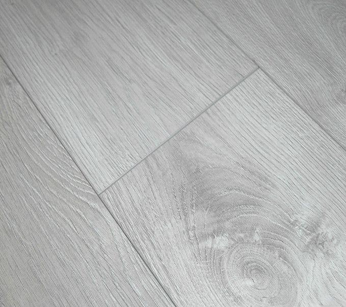 Krono Silver Oak 8mm V Groove Laminate Flooring Hallway