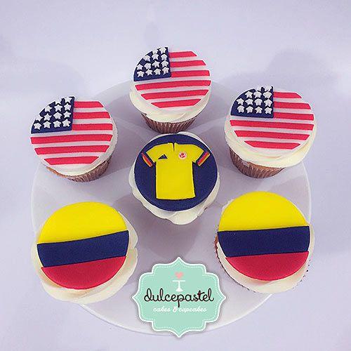 Cupcakes Colombia &USA by Dulcepastel.com, Tortas en Envigado, Tortas en Medellín, Cupcakes en Envigado, Cupcakes en Medellín