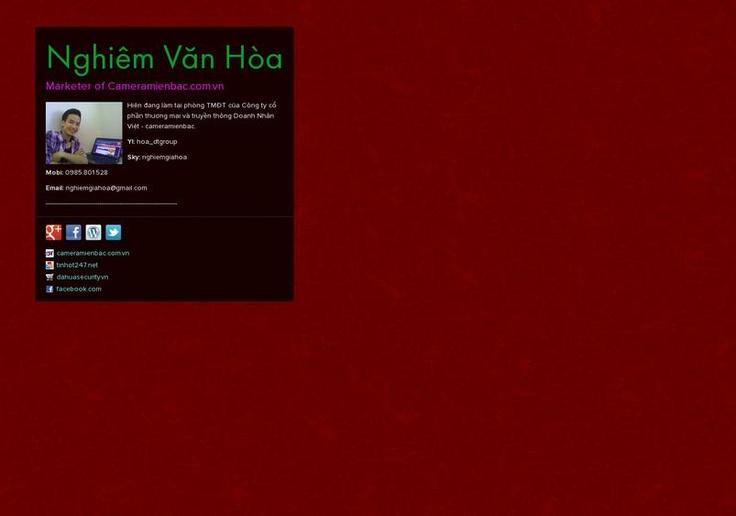 Nghiêm Văn Hòa's page on about.me – http://about.me/nghiemgiahoa: Hòa Backgrounds, Văn Hòa, Hòa Nghiemgiahoa