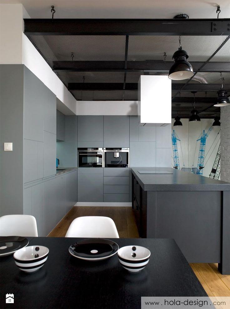 Kuchnia styl Minimalistyczny - zdjęcie od HOLA DESIGN - Kuchnia - Styl Minimalistyczny - HOLA DESIGN