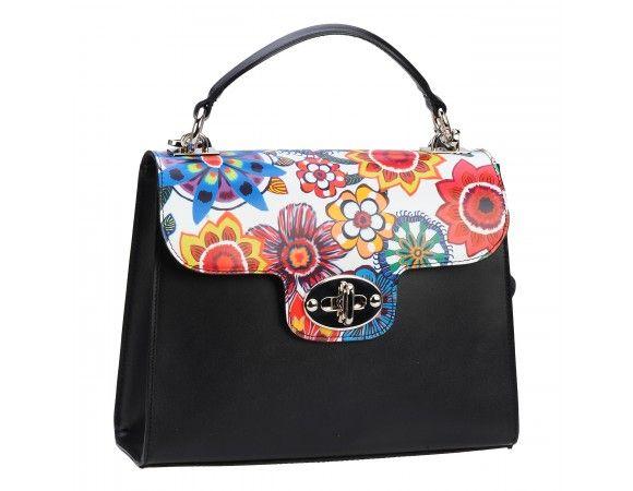 geanta pretta multicolora - genti dama