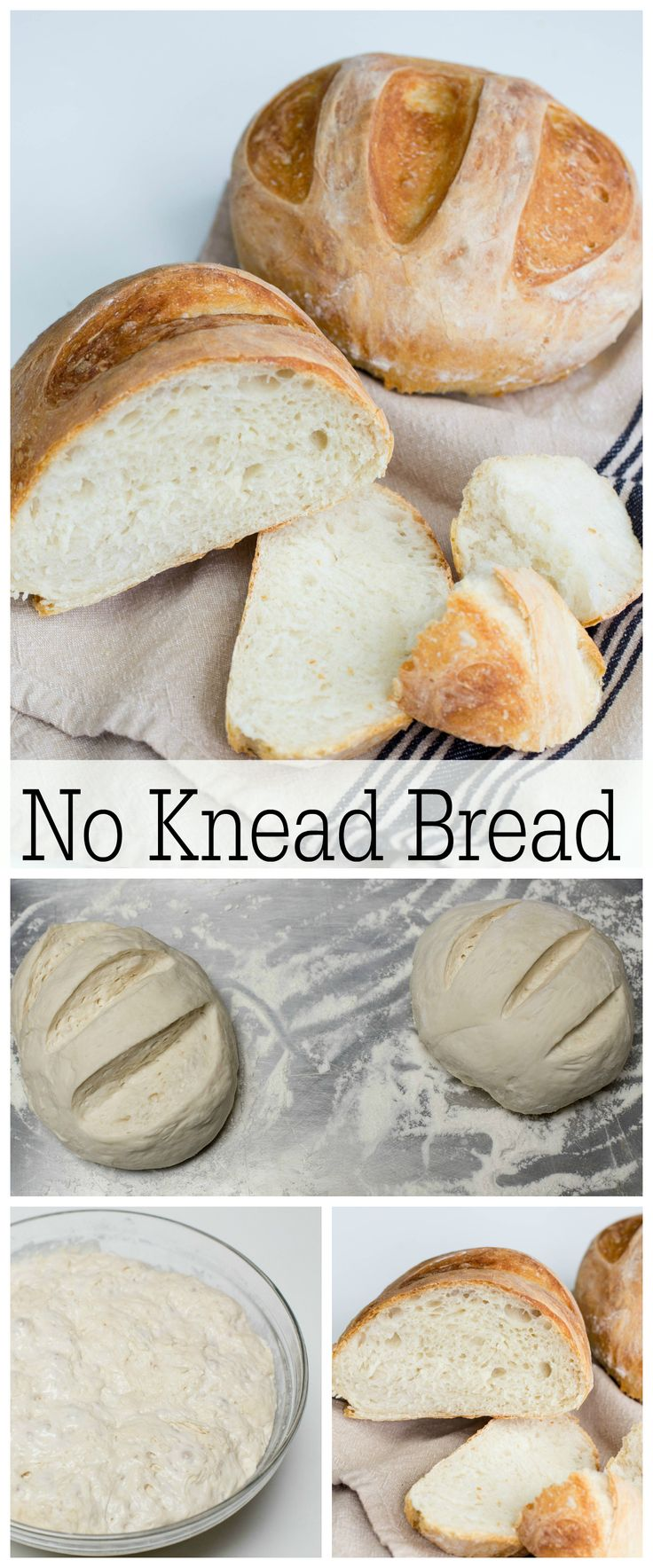 I think so highly of this bread recipe that I think every person out there should try it.