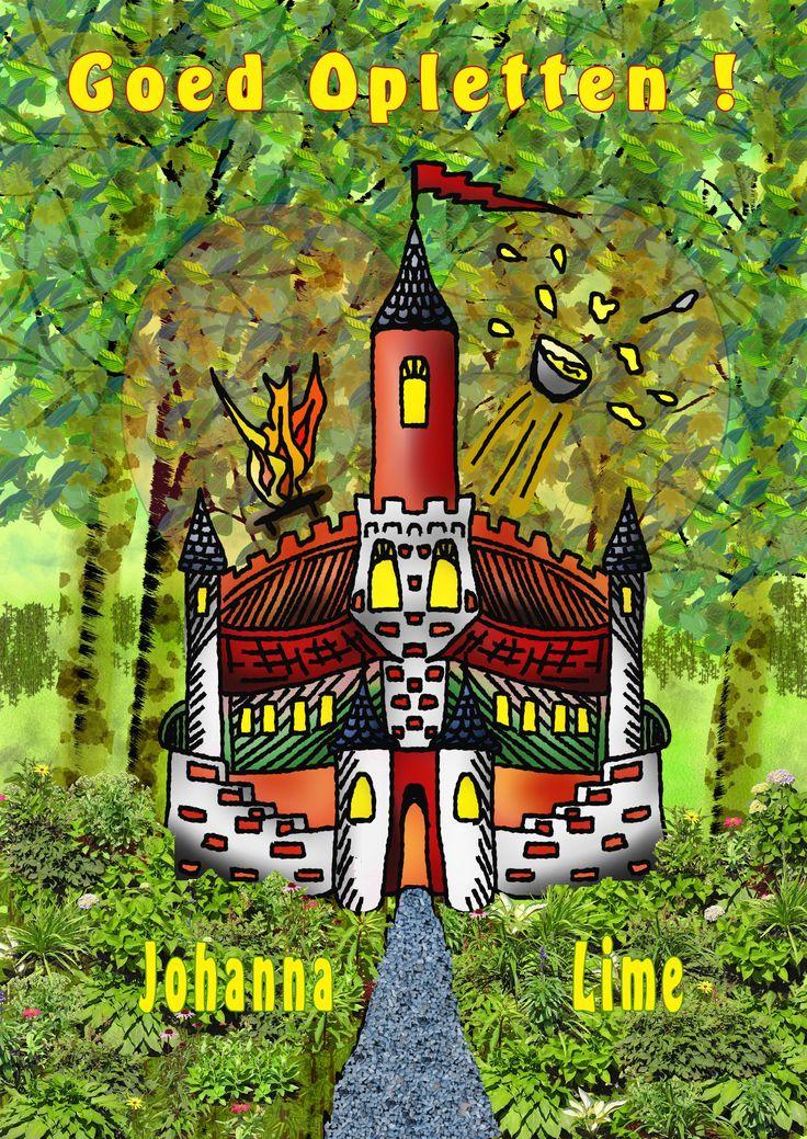 De magische spreuken van prins Julius gaan steeds weer de mist in. De koning heeft een probleem met de boselfen die volgens hem de weg door het bos willen laten verwijderen. Alles heeft te maken met misverstanden. Ze moeten eens beter opletten!