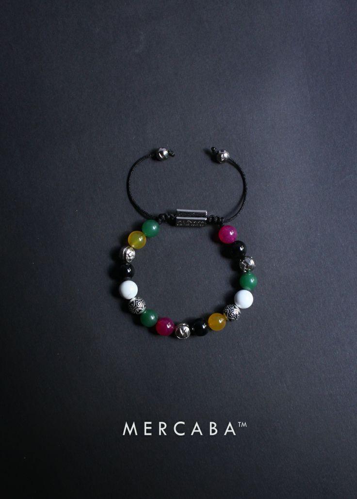 The colors of summer ! New Mercaba bracelets soon ! Keep an eye on us !