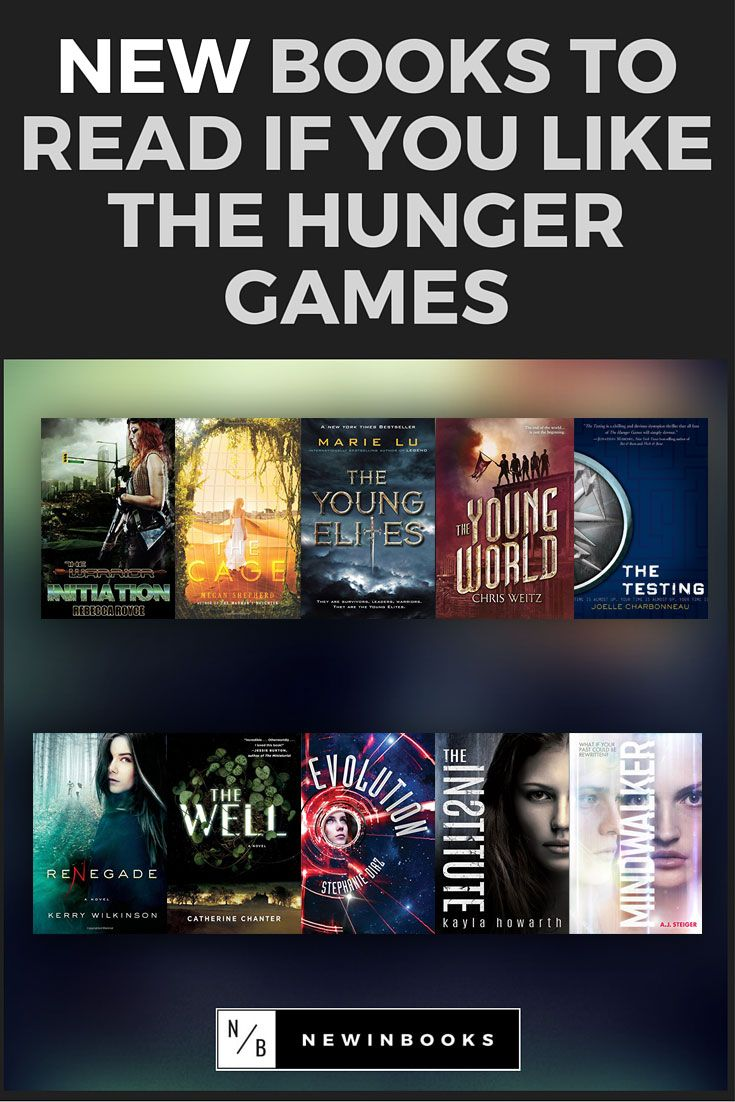 We're always looking for new books to read with the same appeal as The Hunger Games. It must be dystopian, it must be a page-turner, it must be a good book for teens, and it must have great characters. We've seen a lot of 'books to read if you like... Read More