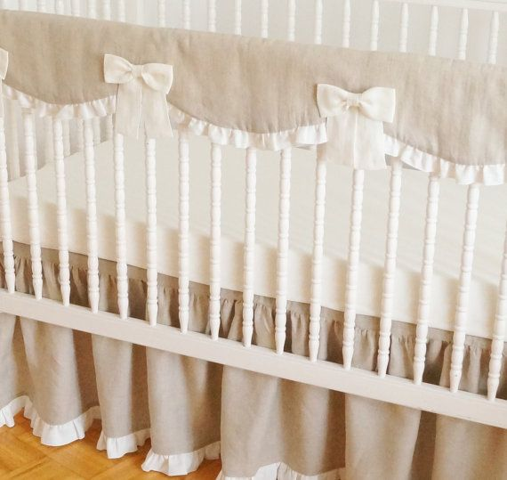 47 Best Images About Linen Crib Bedding By Moods On Pinterest