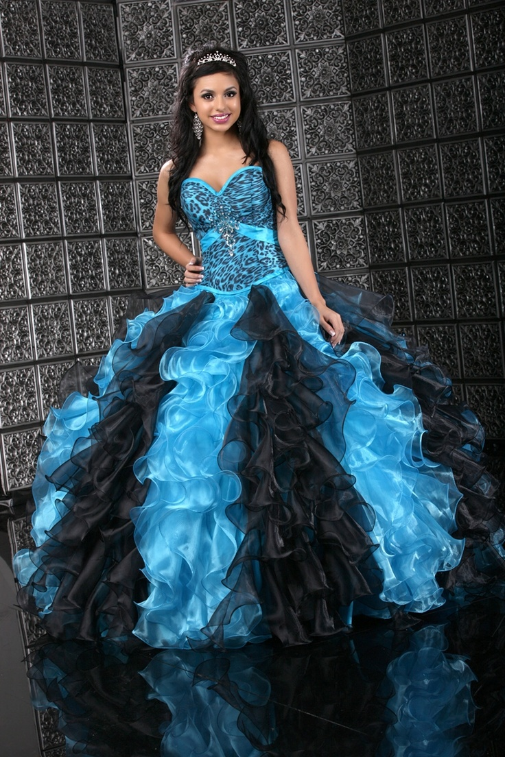 44 best quinceanera dresses images on Pinterest | Birthday party ...
