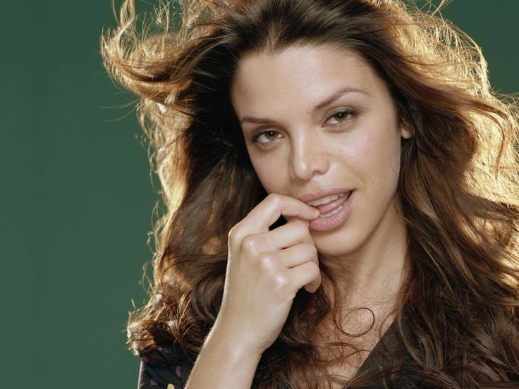Vanessa Ferlito who played a target with a contract on her and her son's head with Cuba Gooding Jr. in Shadowboxer and the cheerleading movie The Man of the House until landng a role as DEA agent Charlie on Graceland on USA