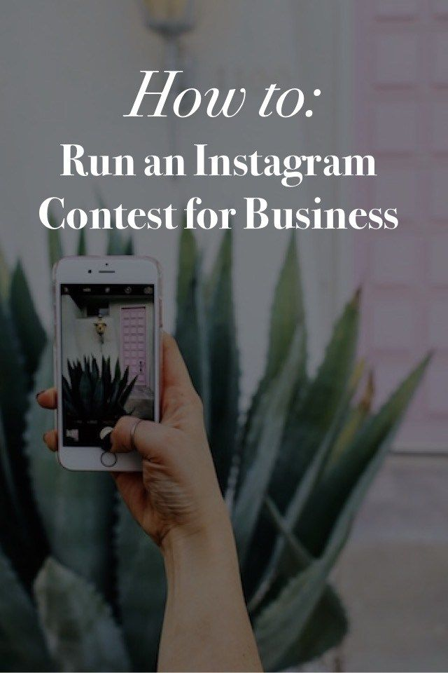 4 steps to running a successful Instagram contest   Later Blog   Instagarm Tips and Tricks