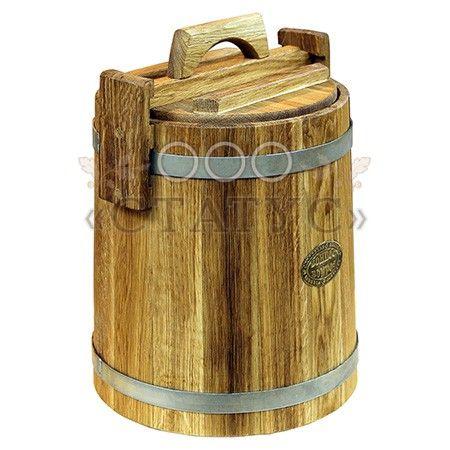 Кадки для засолки «Экспорт» 10 л