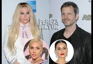 Lady GaGa & Katy Perry Have Reportedly Been Dragged Into Kesha's Ongoing Legal Feud With Dr. Luke