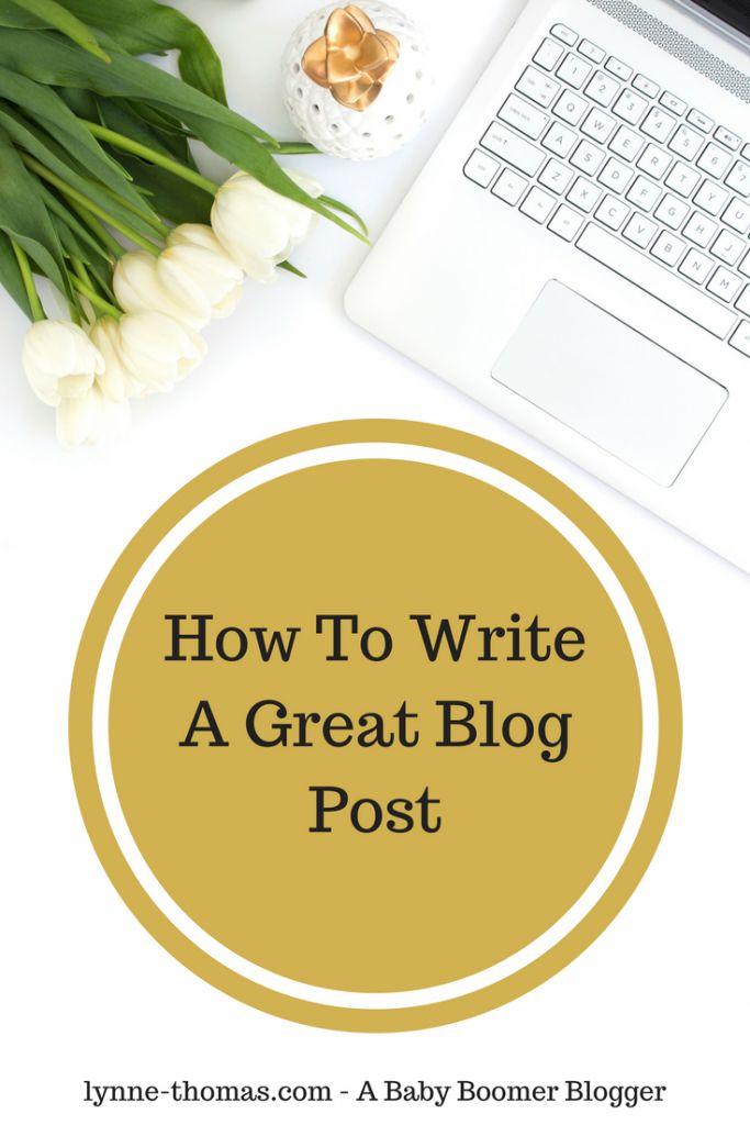 So schreiben Sie einen tollen Blog-Beitrag – Eine schrittweise Anleitung zeigt Ihnen, wie